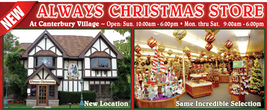 Always Christmas Store