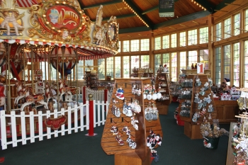 Pavilion and Carousel